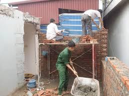 dịch vụ sửa nhà trọn gói tại Bình dương